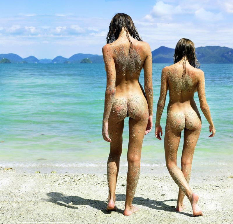 Look for Island girls nude butts labour
