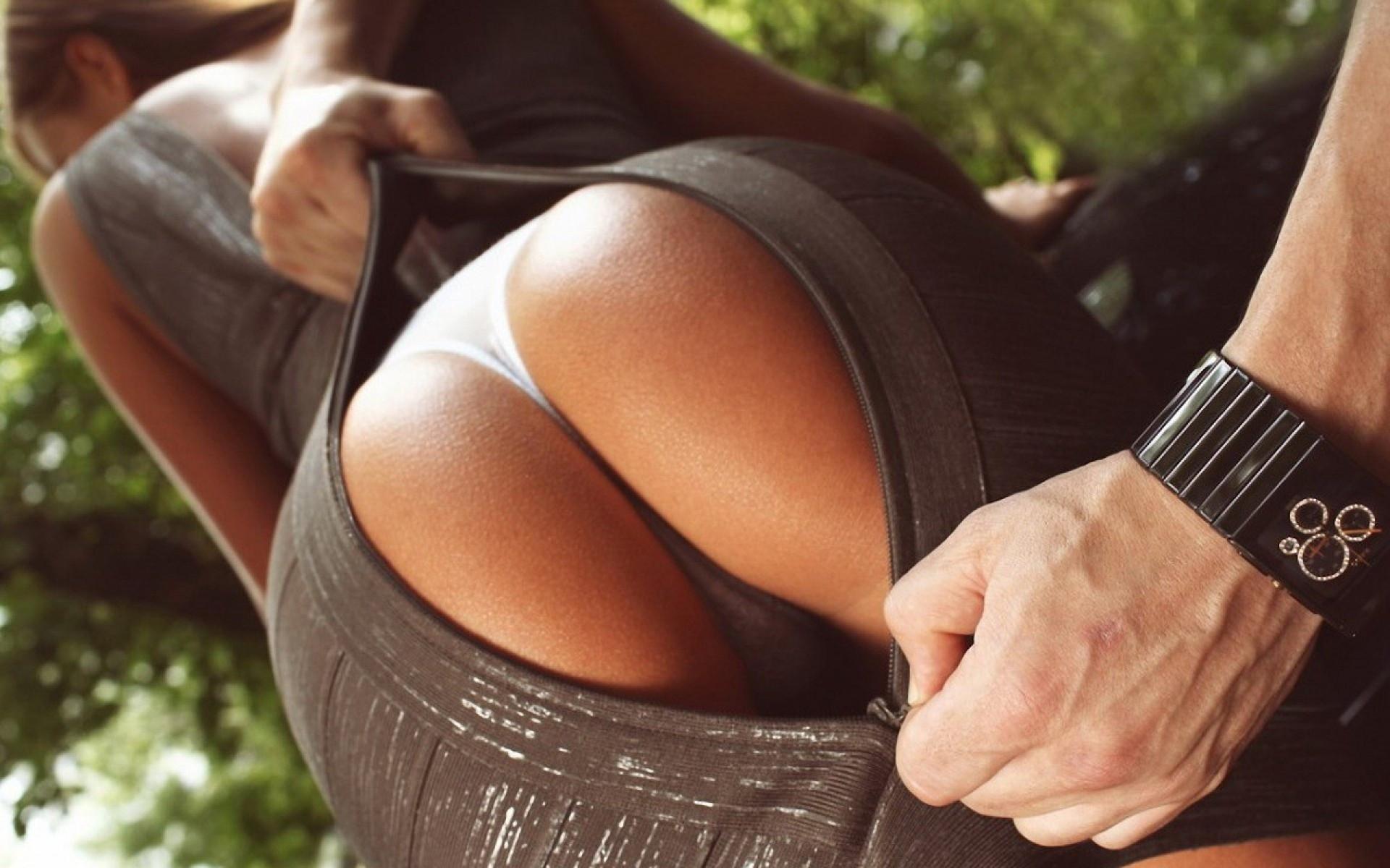 Разрыв женской задницы 11 фотография