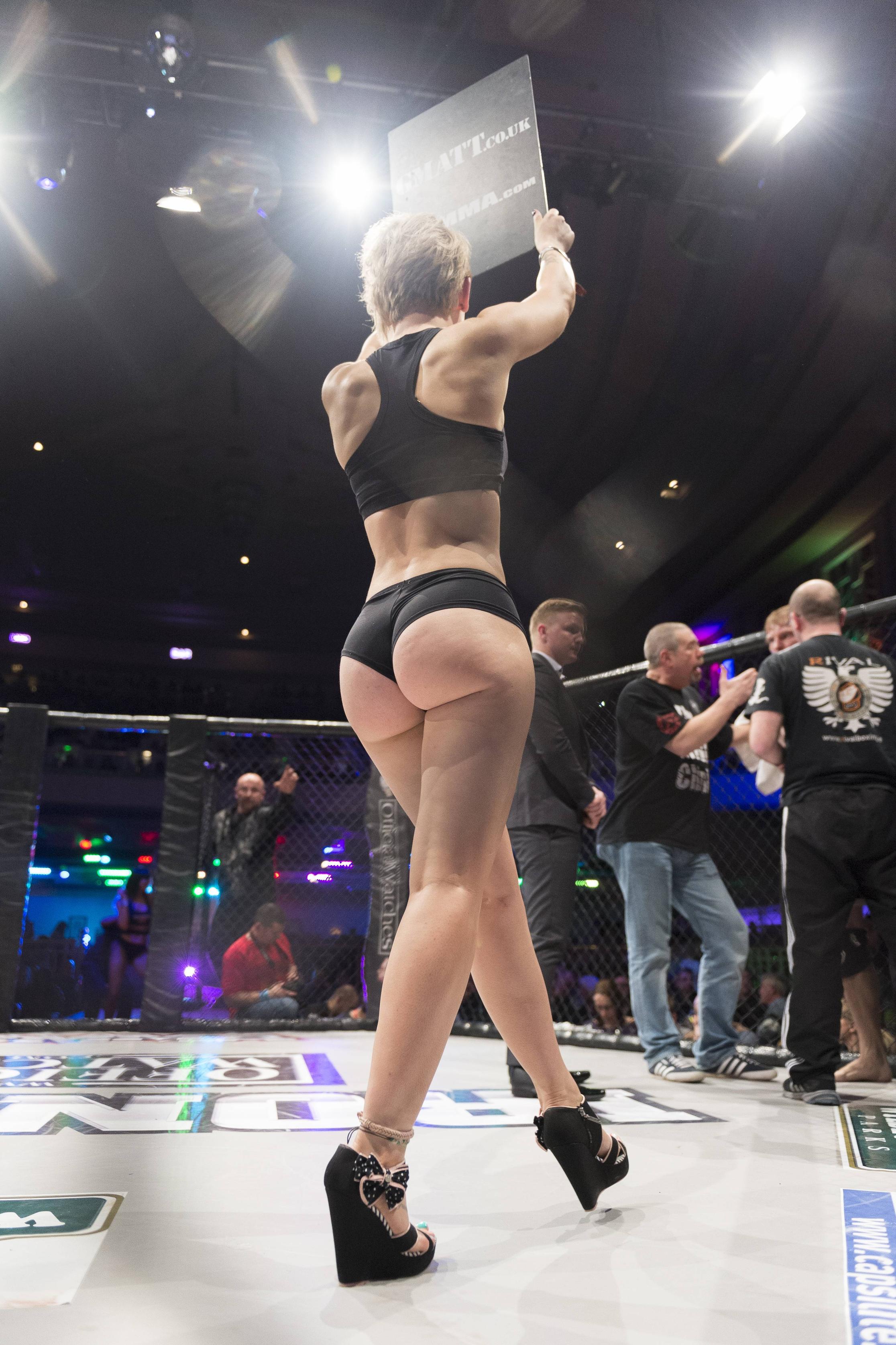 Ринг герлс порно 8 фотография