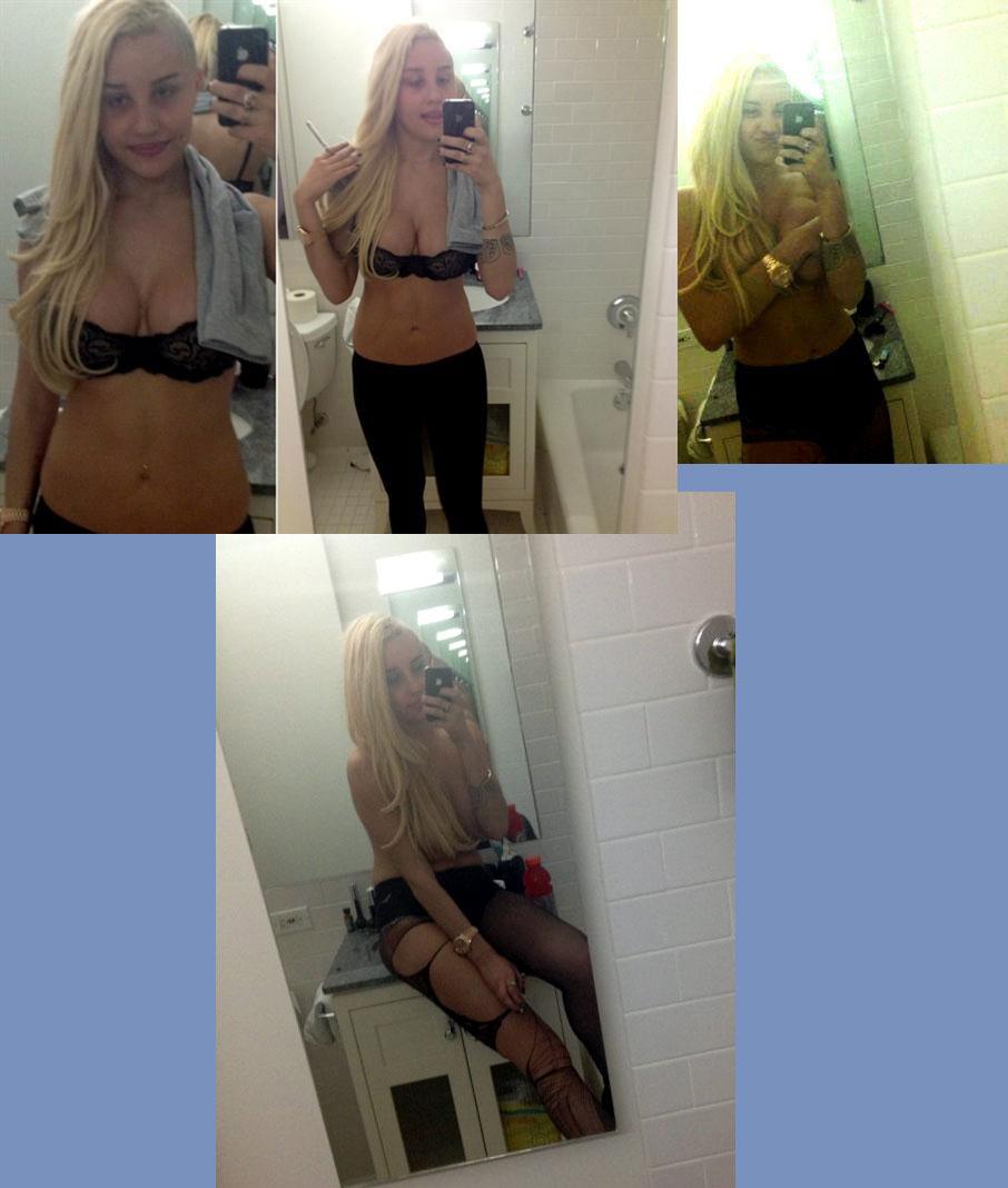 Amanda Bynes Nude