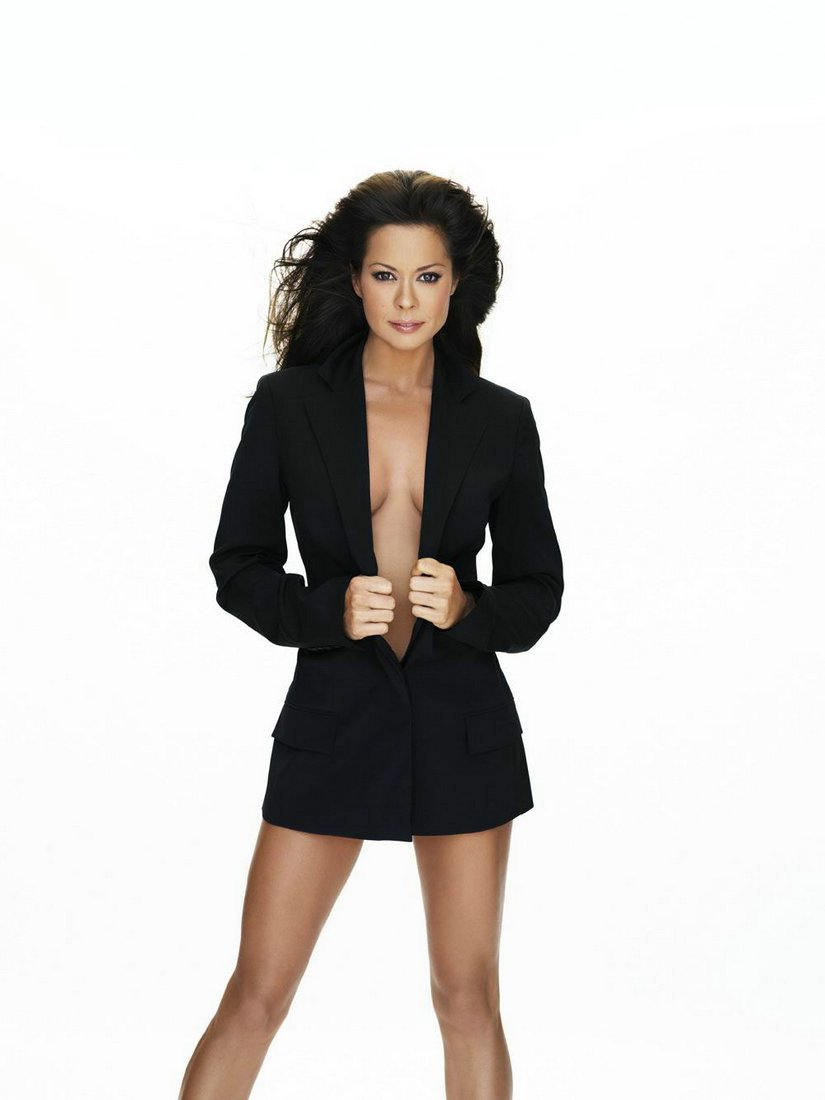Simply Brooke burke nude clips thanks