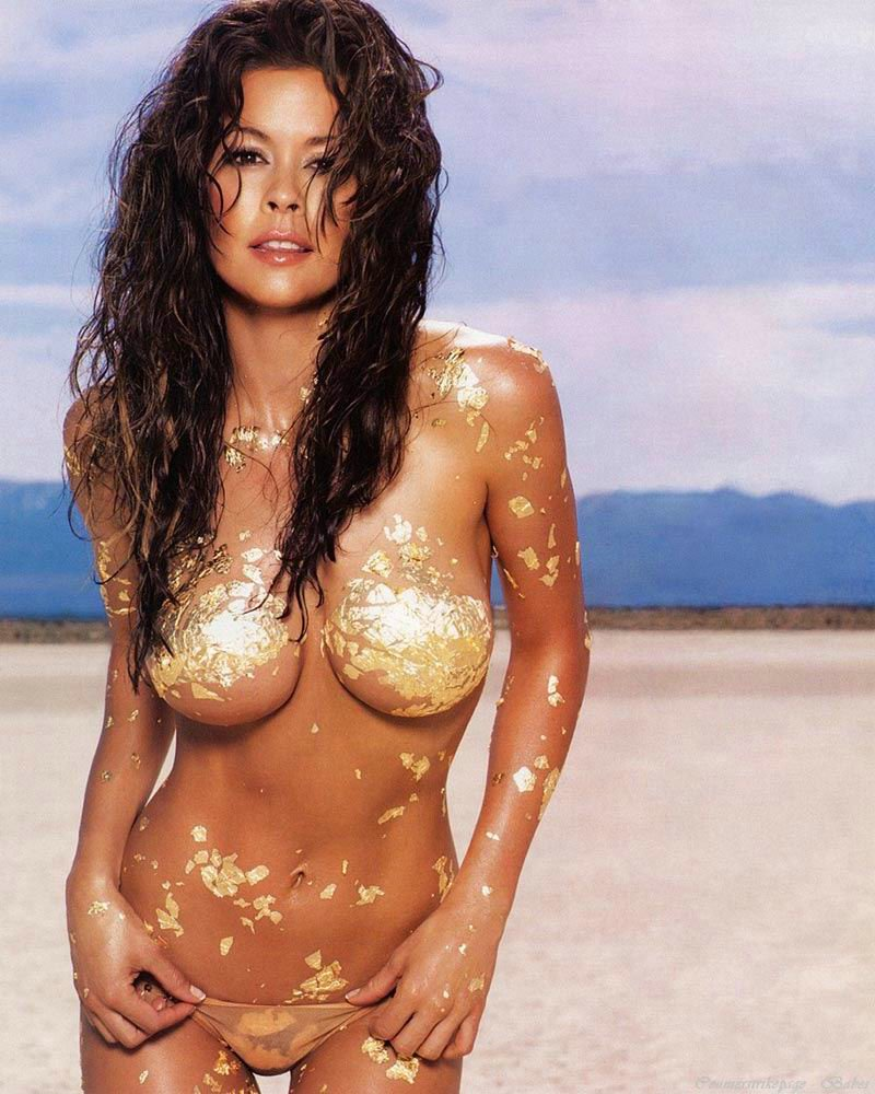 Brooke Burns Topless brooke burke nude pics gallery