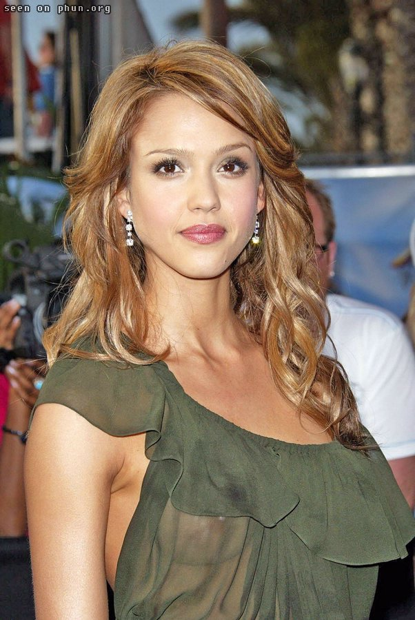 Jessica alba nude in playboy — photo 4