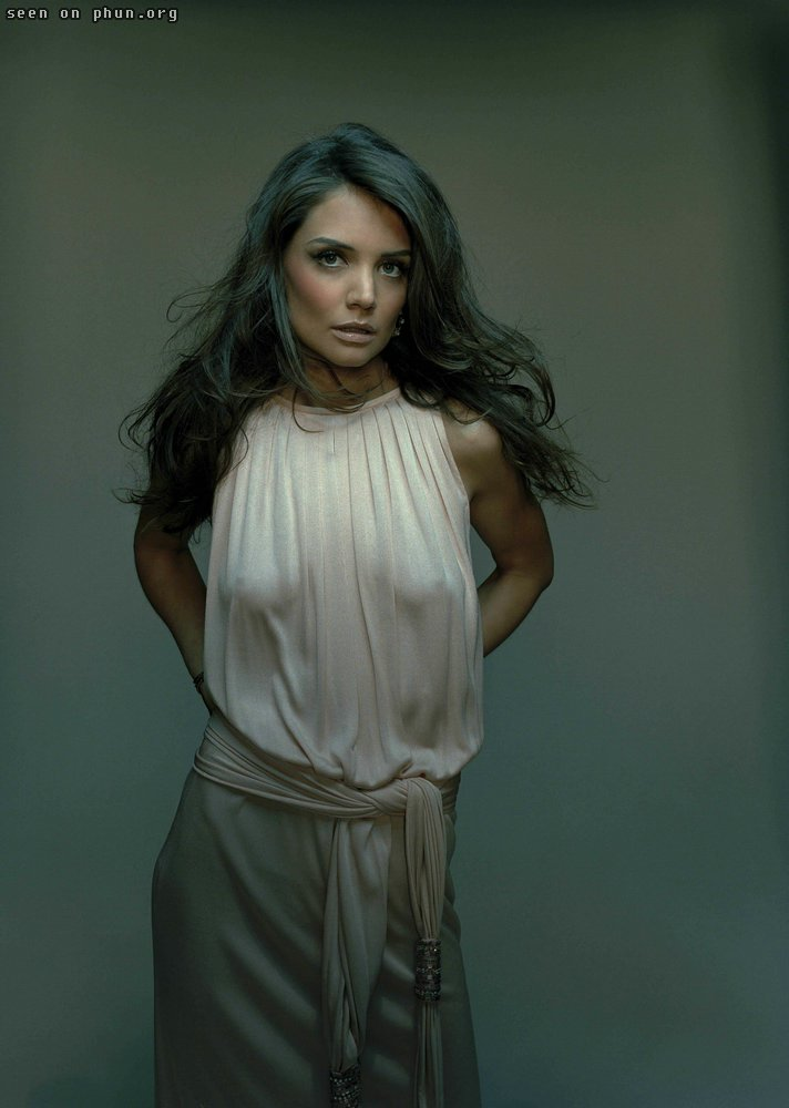 Apologise, Katie holmes nude clip are