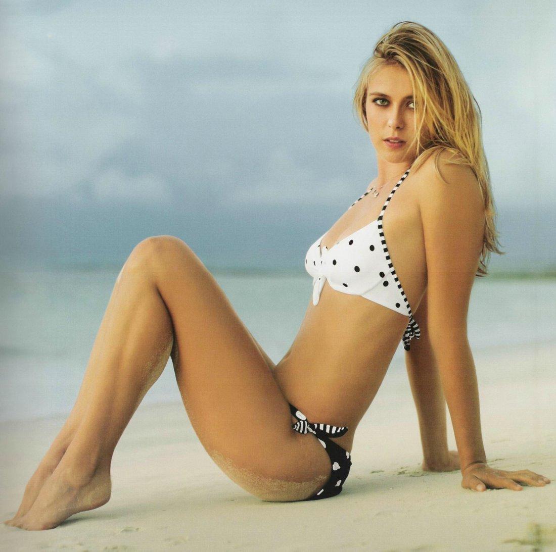 Maria sharapova sexy nude