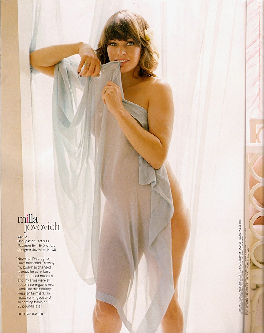Magnificent Milla jovovich naked getting fucked turns out?