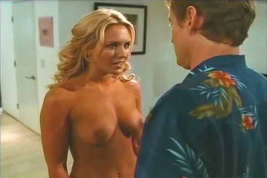Naked Nicky Whelan In The Wedding Ringer Ancensored