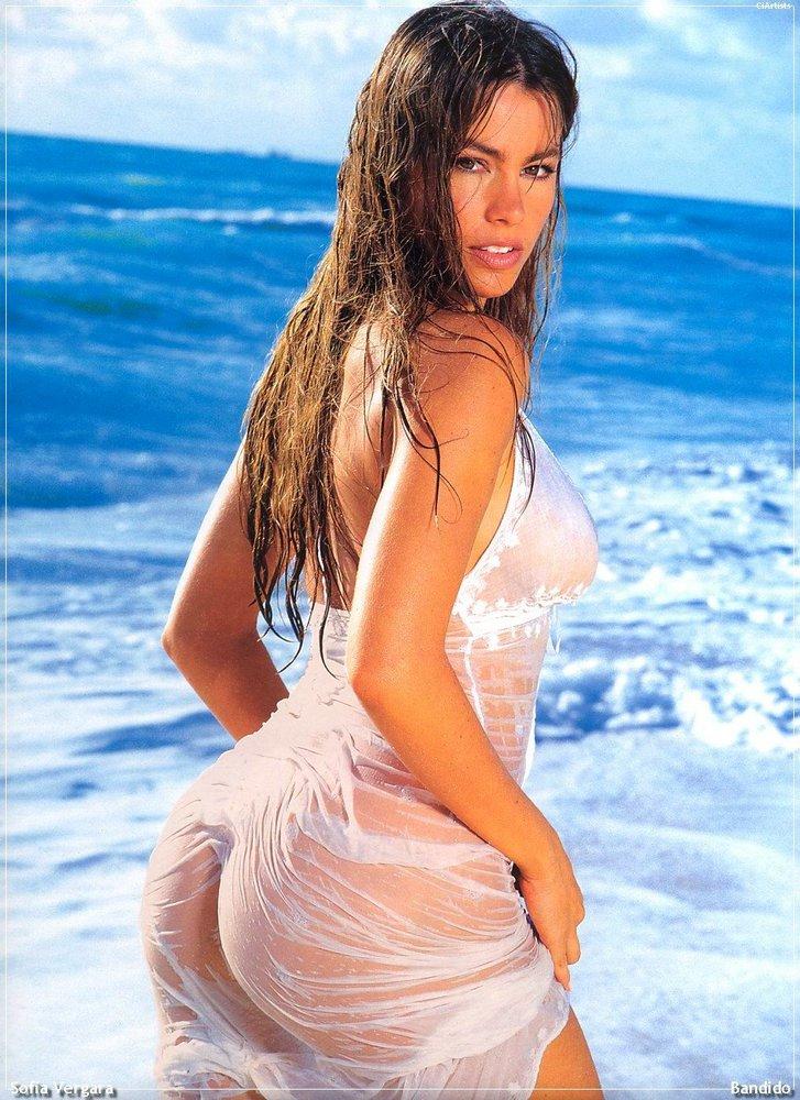 Did not Carmen electra and sofia vergara nude idea simply