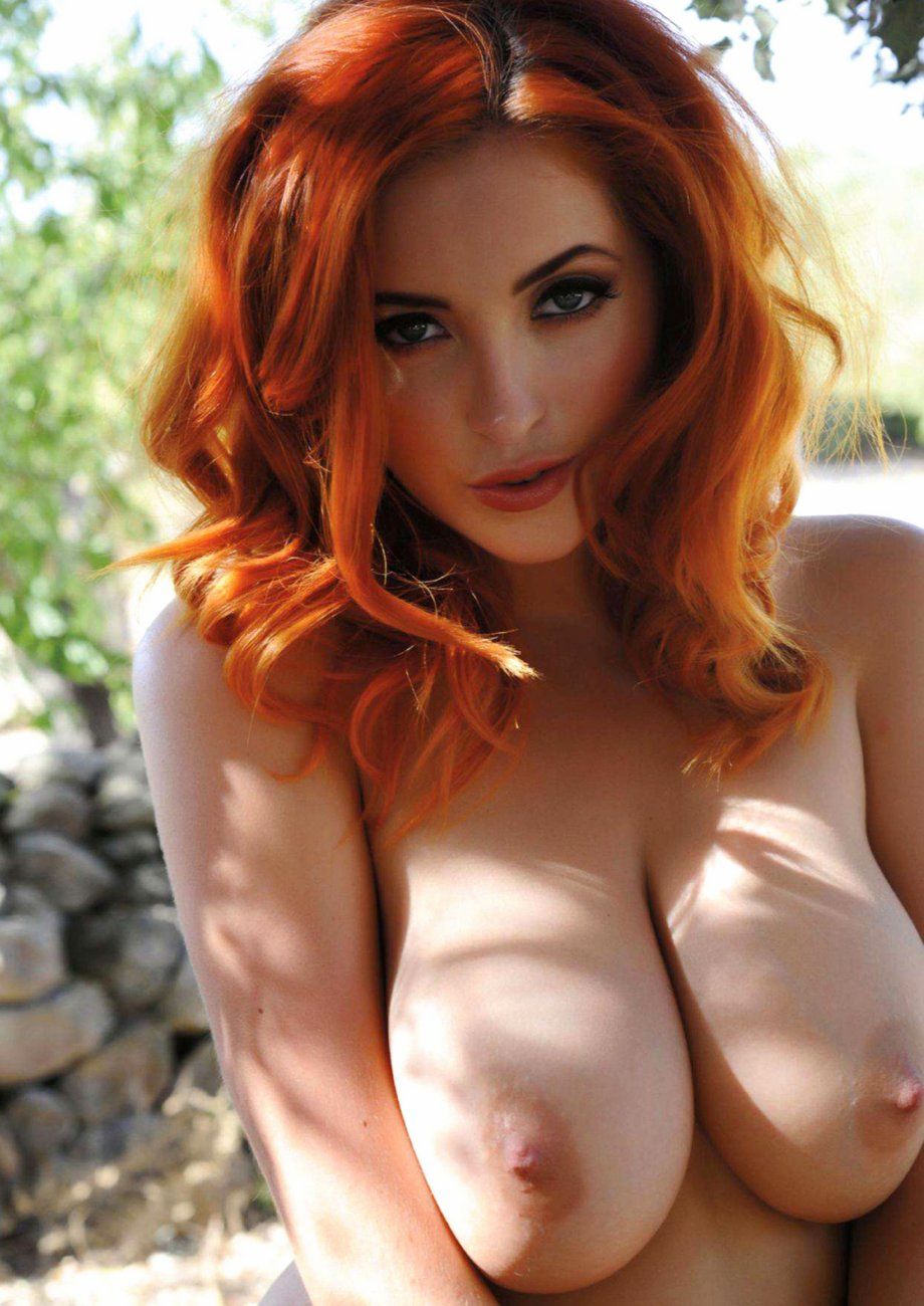 Babe naked red hair sex pictures