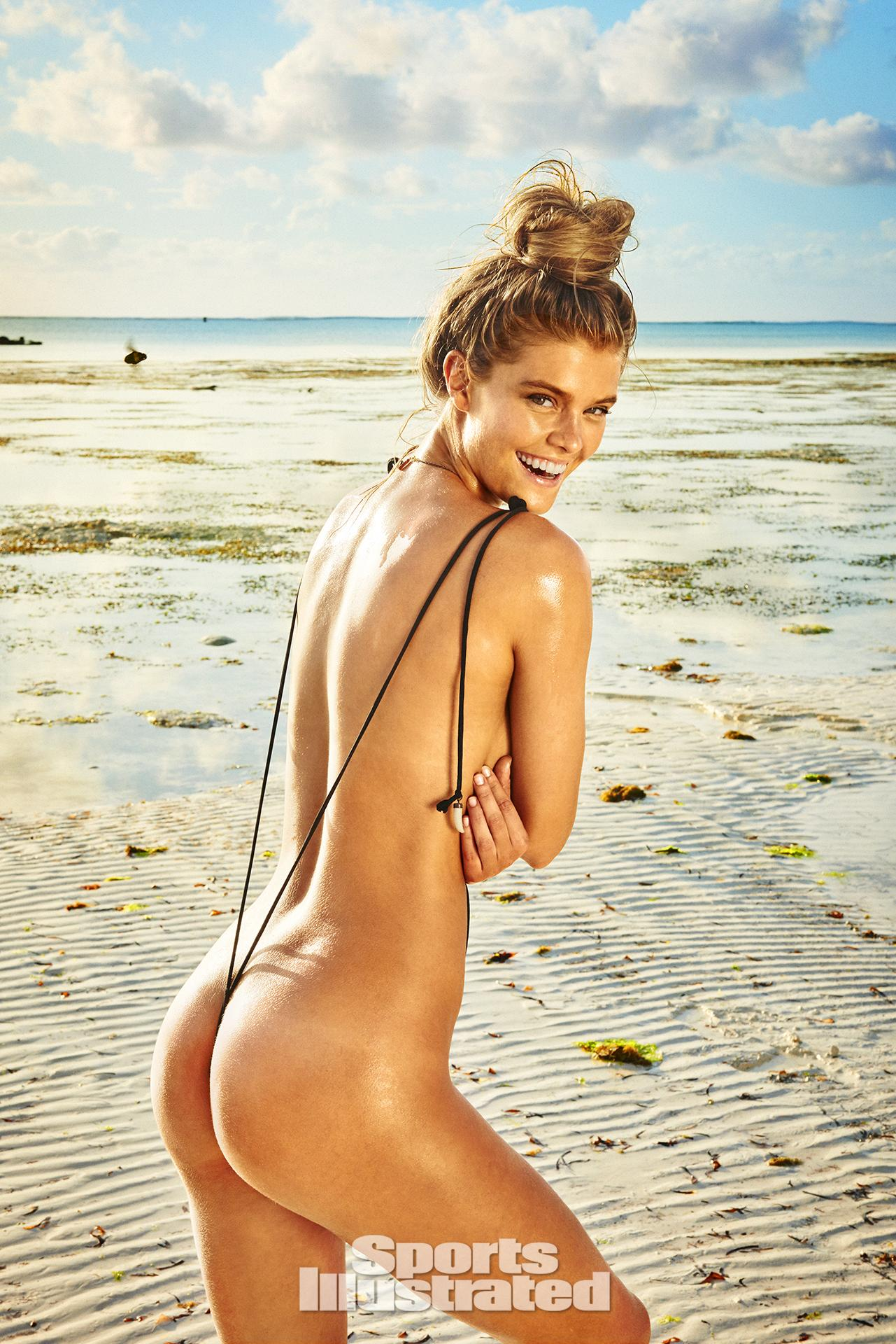 si-model-nude-beach