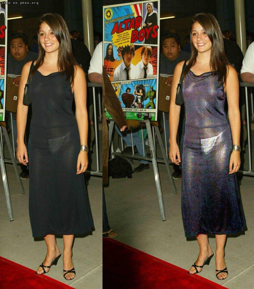 Прозрачная одежда на знаменитостях 3 фотография