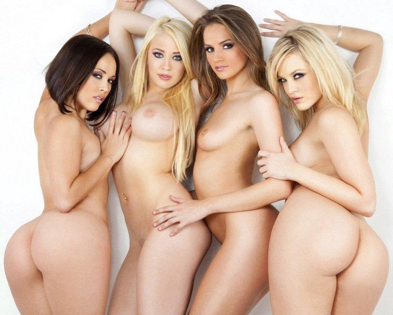 самые красивые формы девушек порно