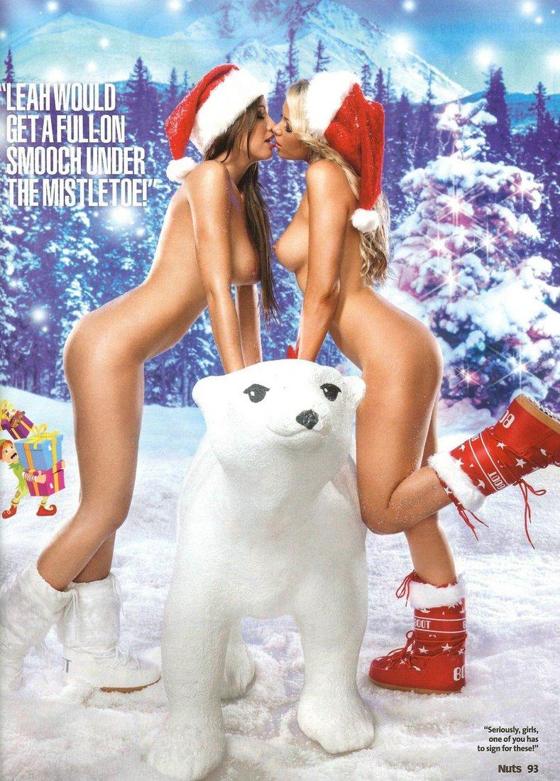 Santas naked hentay clip